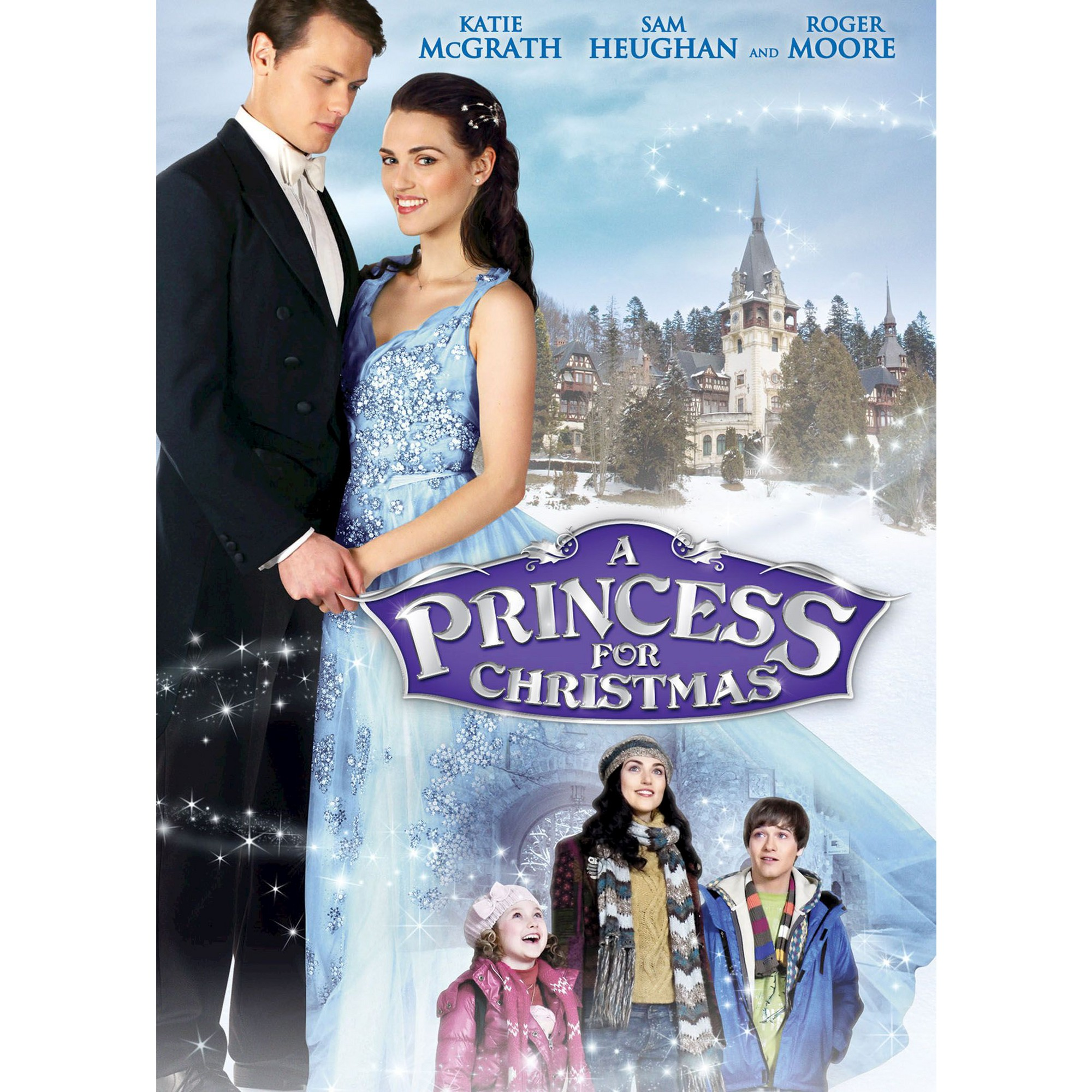 A Princess For Christmas Movies Meu Principe Lindo Sam Heughan