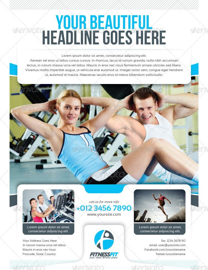 fitness flyer Google inspire Fitness – Fitness Flyer
