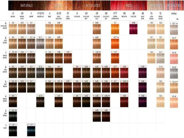 also best schwartzkopf colour theory images colors color boards rh pinterest