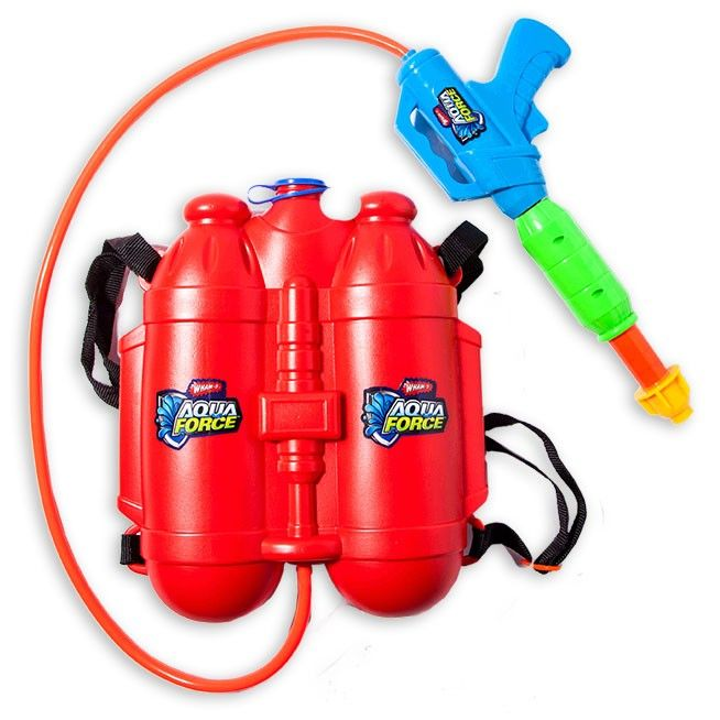 backpack squirt gun Kids Firefighter Water Backpack with Squirt Gun | Trade Me.