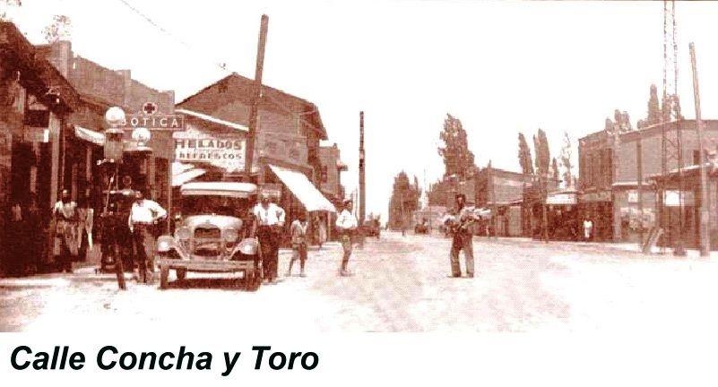 Puente Alto Antiguo.