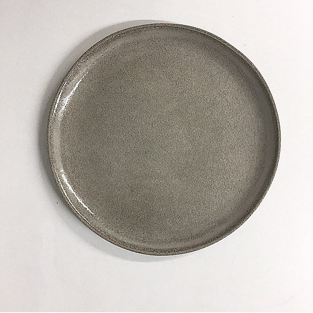 Grey coup minimal style dinnerware in my own mix of grey clay. 26cm. Handbuilt. . . . . . #pottery #ceramics #stoneware #potter #twinearthceramics ... & Hereu0027s the latest. . Grey coup minimal style dinnerware in my own ...
