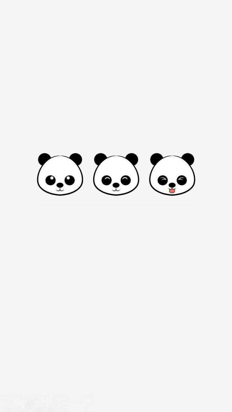 Pin Oleh Savannah Di Panda Wallpaper Lucu Kartun Hewan