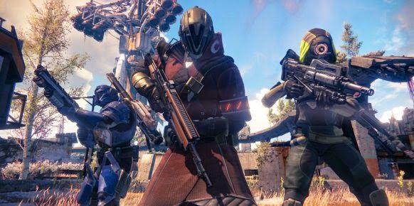 A,B,C...Games: Destiny, el primer título para PS4 con pre-carga