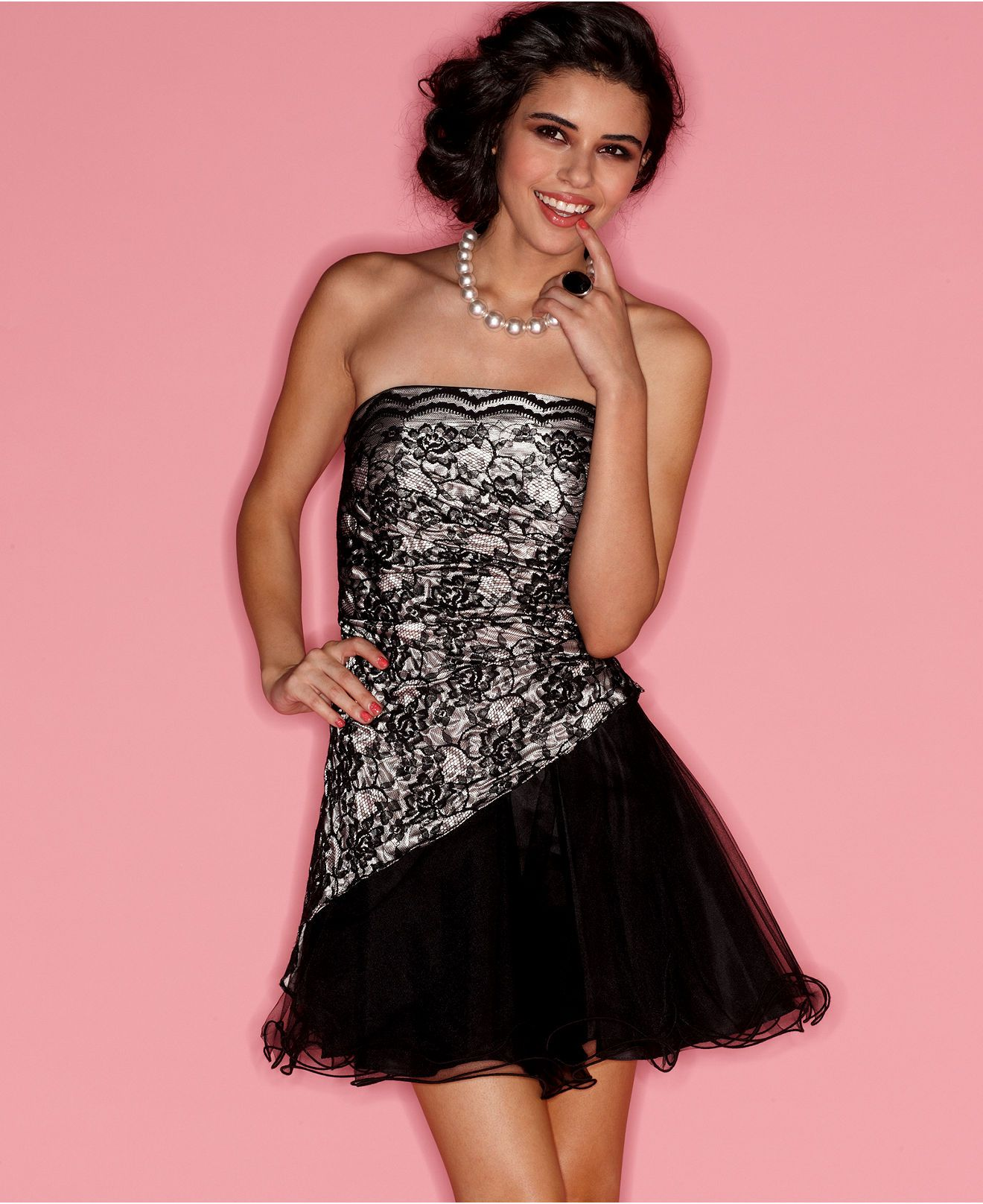 Jump Dress at Macy\'s, $119. | fashion. | Pinterest
