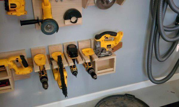Top 80 Besten Werkzeug Speicher Ideen U2013 Organisiert Garage Designs | Tool  Storage, Power Tool Storage And Storage Ideas