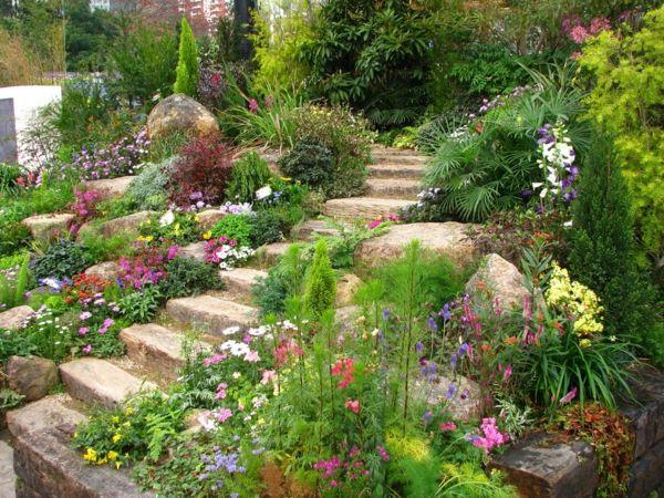 50 Moderne Gartengestaltung Ideen: 50 Moderne Gartengestaltung Ideen (mit Bildern