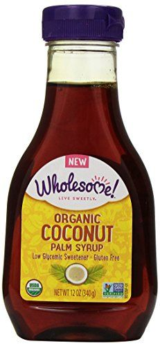 Wholesome Organic Coconut Palm Syrup -- 12 oz pack of 12 Summers Eve Extra Cleansing Douche - 18 oz - 4 ct