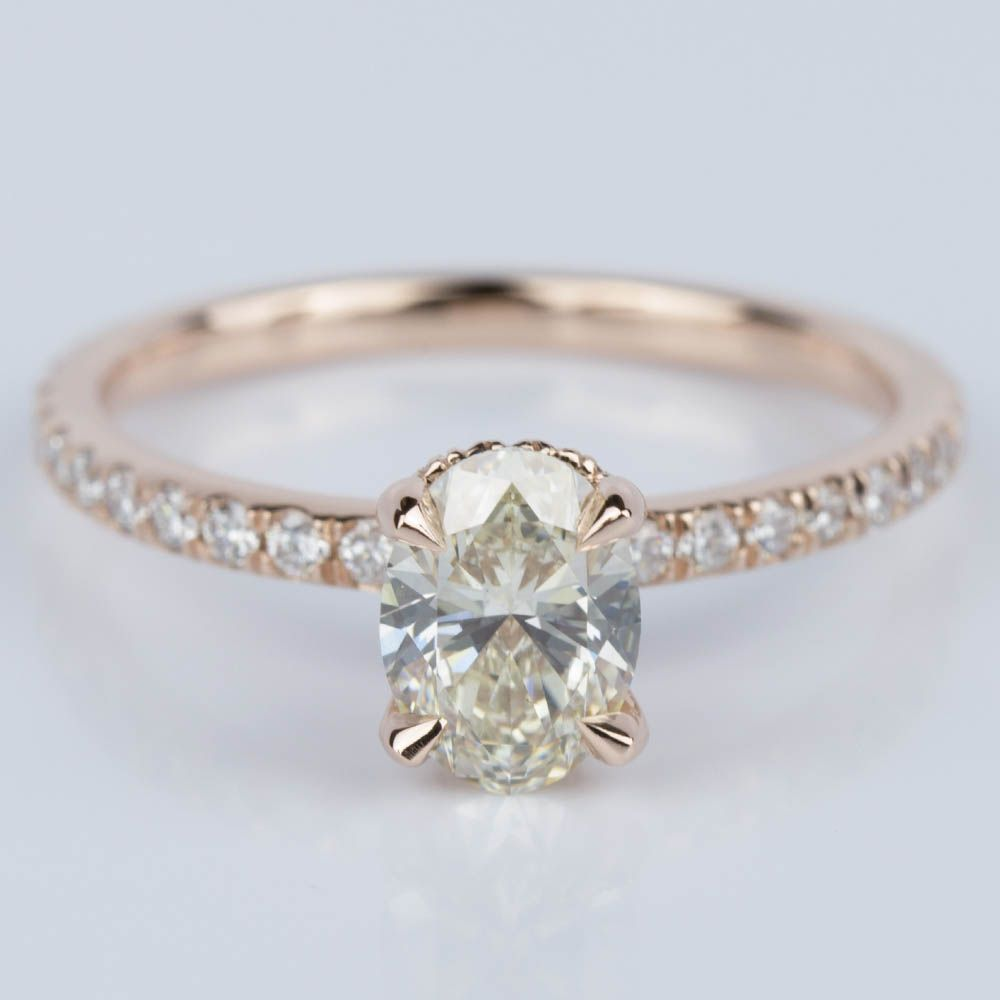 gallery halo ring invisible shaped hidden trendy pear diamond engagement xeaxpiy square ct