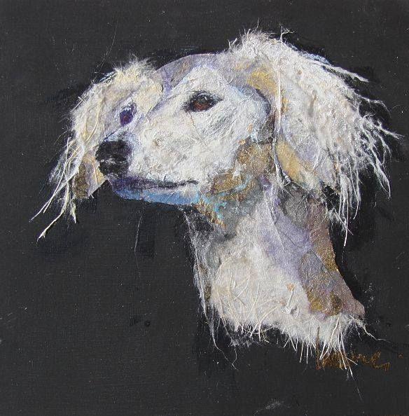 Lorraine Trenholm, Artist Animal shelter, Dogs, Pets