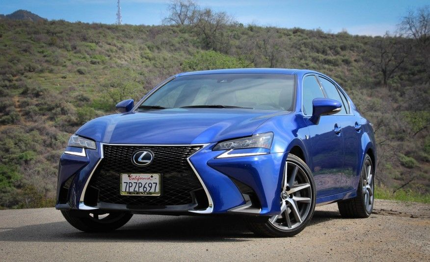 2016 Lexus GS350 F Sport Pictures Photo Gallery Car