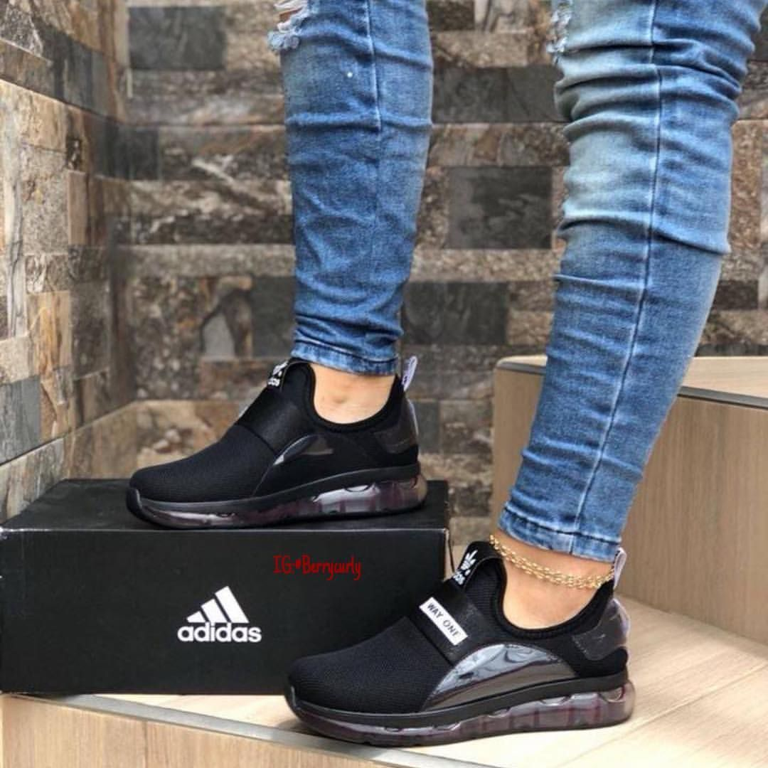 in stock a63bb d356f Would yall wear these tennis shoes  berrycurly addidas shoes Follow  and shop our hair care line creolebelleorganics Follow our…