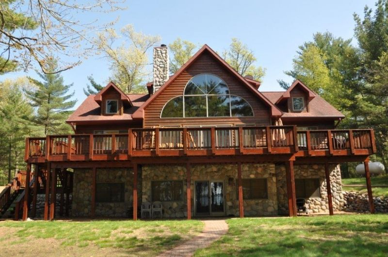 Cottage Keeper Sanctuary Shores Wisconsin Cabin Rentals Cabins In Wisconsin Cabin Rentals