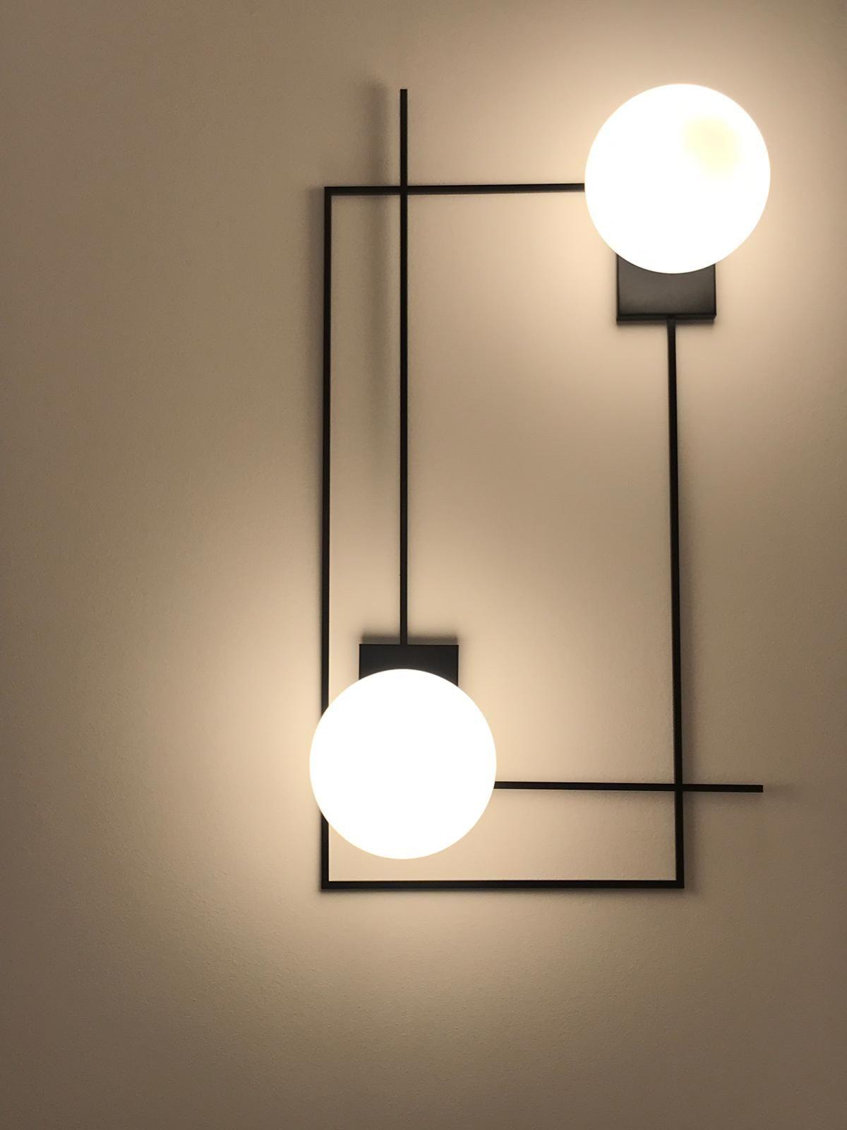 Vesoi Lighting Lamps Living Room Wall Lamp Lighting