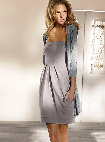 07de7e2664 Sukienka dresowa tulipan Victoria s Secret S 36