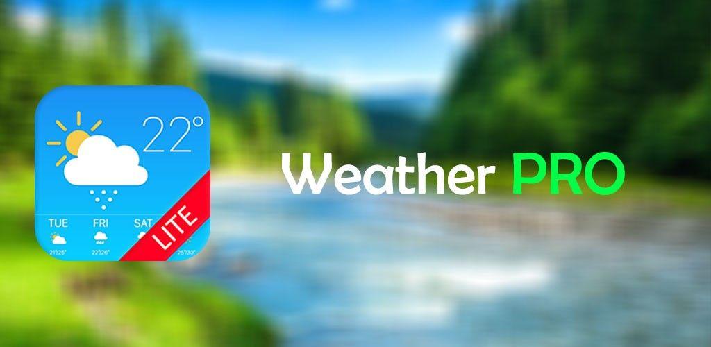 Borneh Studio Weather Forecast Pro v5 1 Full Unlocked Paid