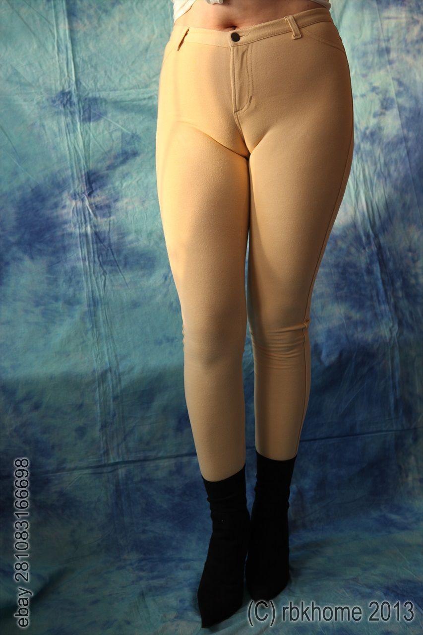 jeans cameltoe