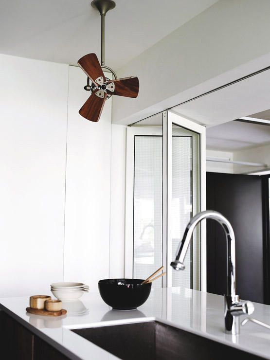 Stylish Ceiling Fans For Modern Spaces Spaces Home Decor