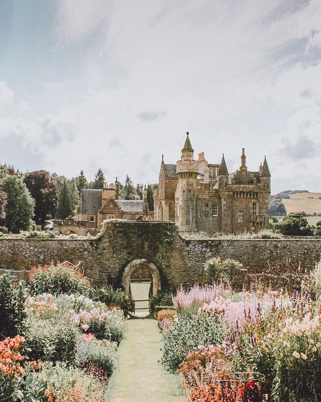 Die 15 besten Schlösser Schottlands - Blog Voyage Avenly Lane