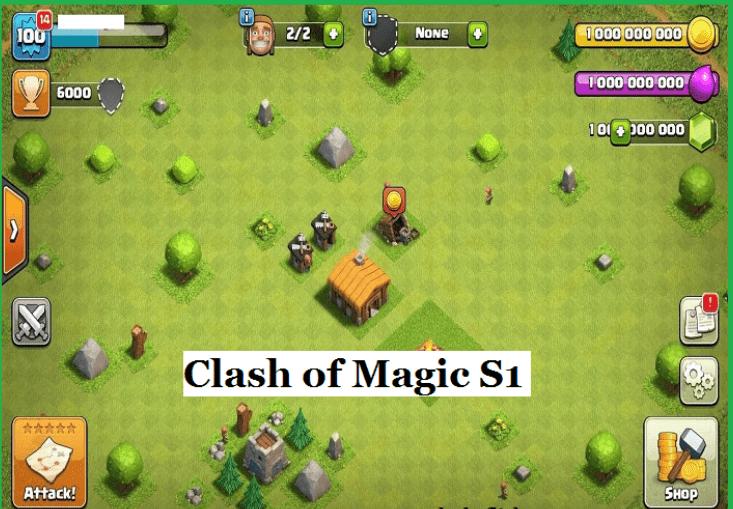 Clash of Magic S1 Apk Download Free – Clash of Magic Apk Download s1