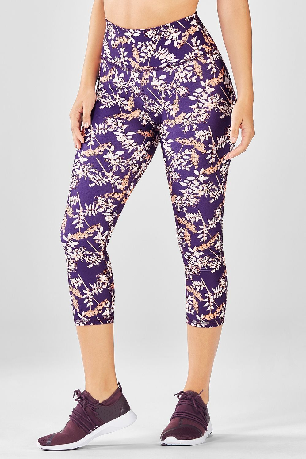 3a7004c20e9a8 High-Waisted Printed PowerHold® Crop in 2019 | The Best Fabletics ...