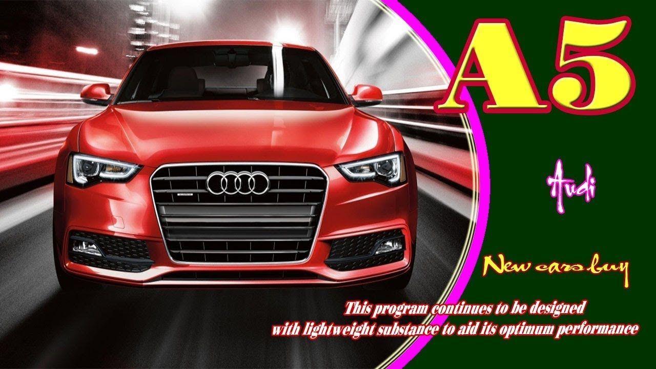 2020 Audi A5s Picture Audi, Audi a5, Fuel economy