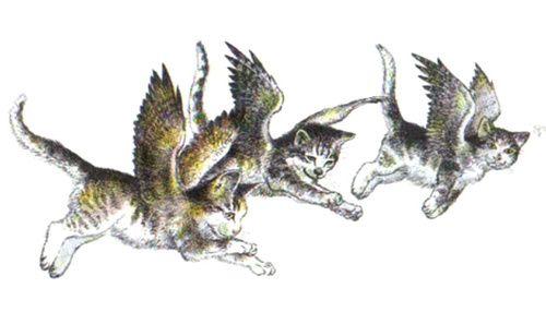 ursula le guin catwings