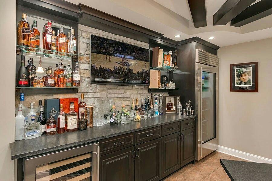 55 Magnificent Basement Bar Ideas For Home Escaping And Having Fun Basement Design Basement Decor Basement Bar Designs