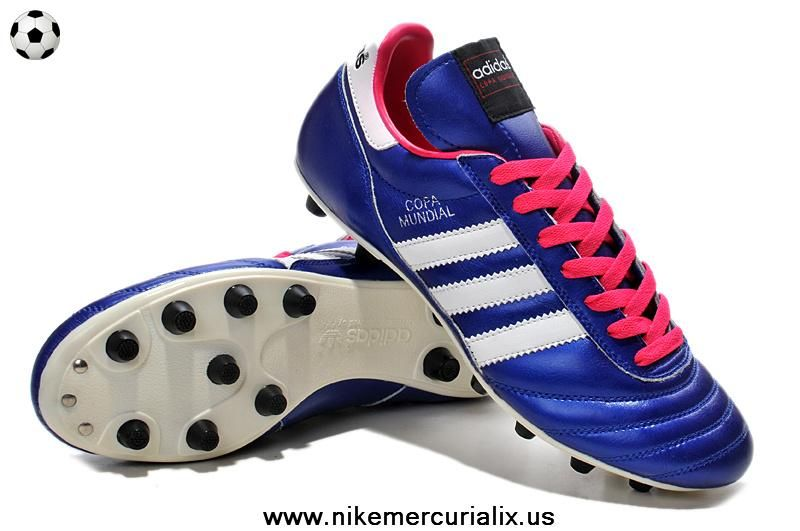 Adidas Copa Mundial (Purple White Red) FG Cleats  bc416e844