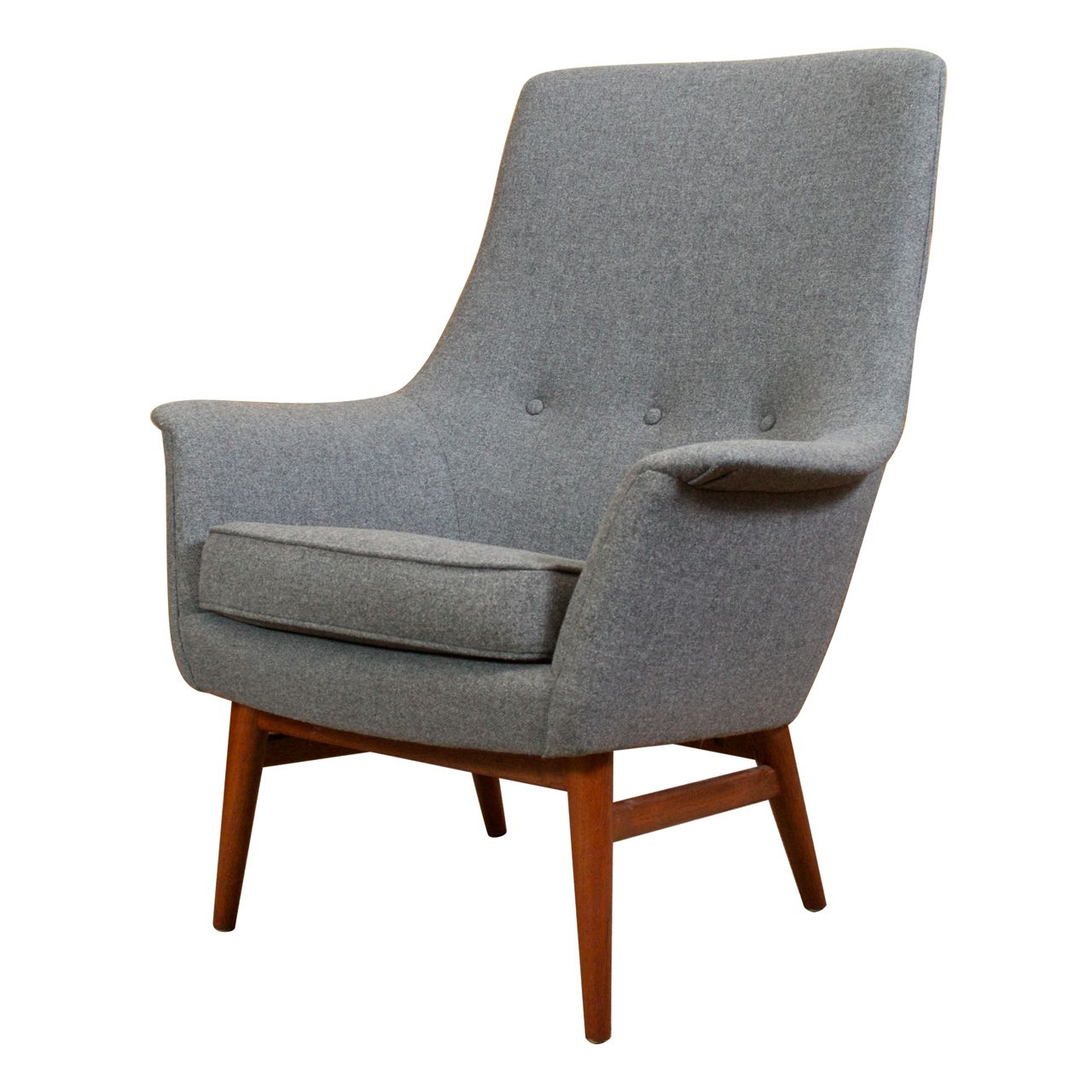 danish modern lounge chair modern lounge danish and modern. Black Bedroom Furniture Sets. Home Design Ideas