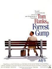 Forrest Gump é um filme norte-americano de 1994, dirigido por Robert Zemeckis com Tom Hanks no papel-título e baseado no romance homônimo de 1986 escrito por Winston Groom. O filme também traz no elenco Robin Wright Penn e Gary Sinise