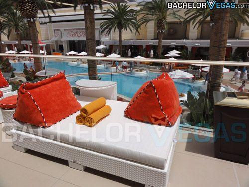 Encore Beach Club Pool Party Bachelor Vegas Encore Beach Club Pool Party Cabana Club Pool Party