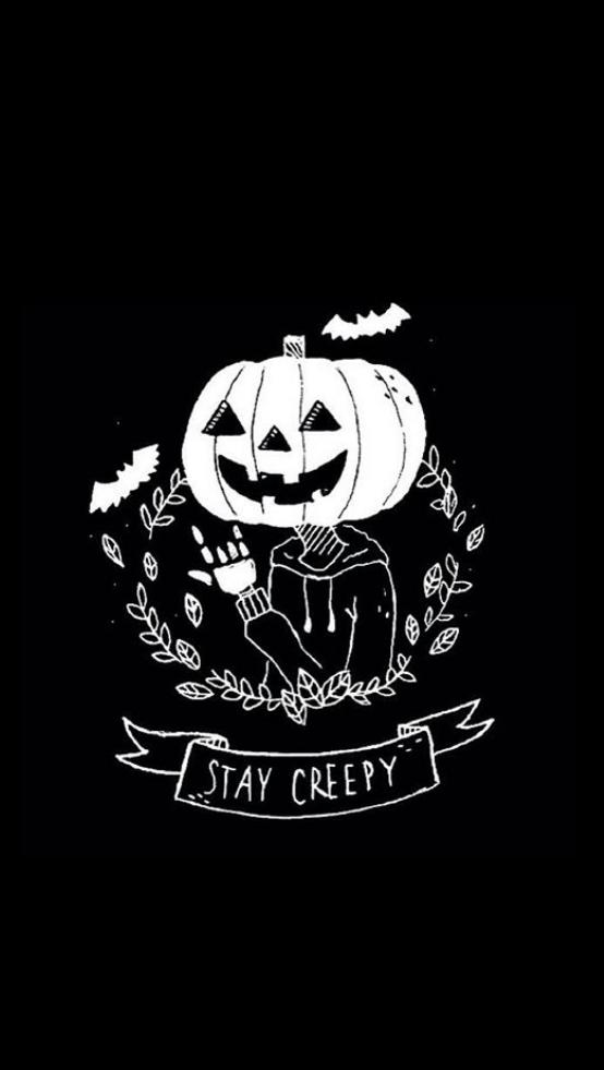 Sad Quotes Wallpapers For Mobile Halloween Wallpaper Tumblr Halloween Pinterest