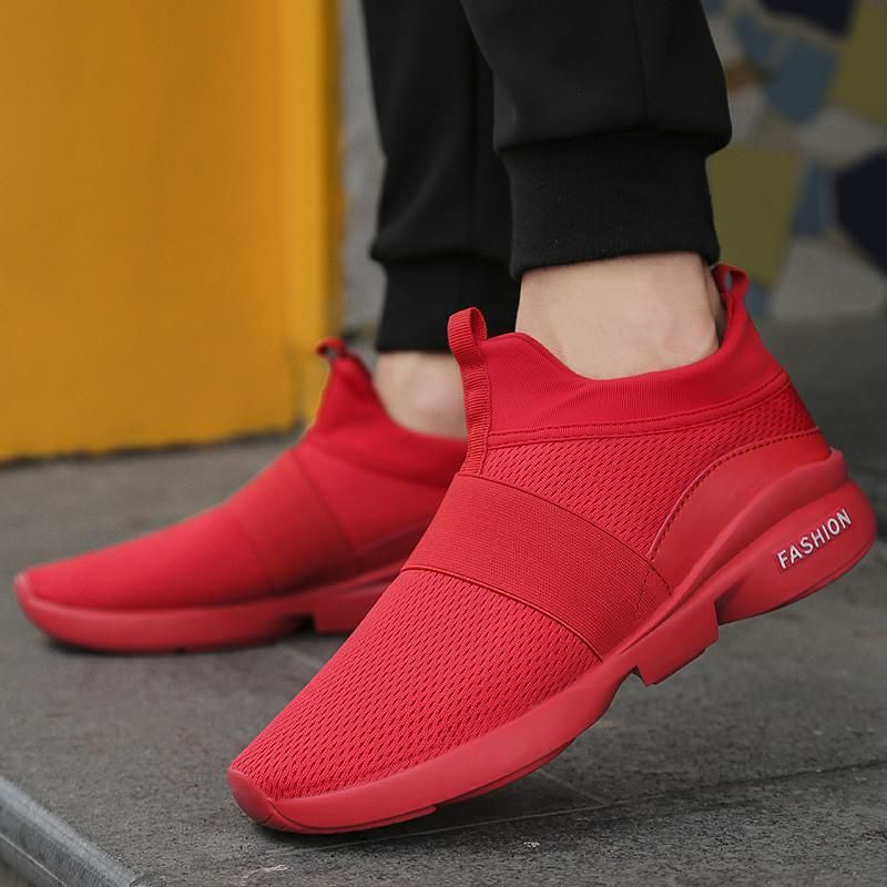 2018 Men/'s Fashion Breathable casual shoes sports shoes running shoes new flats