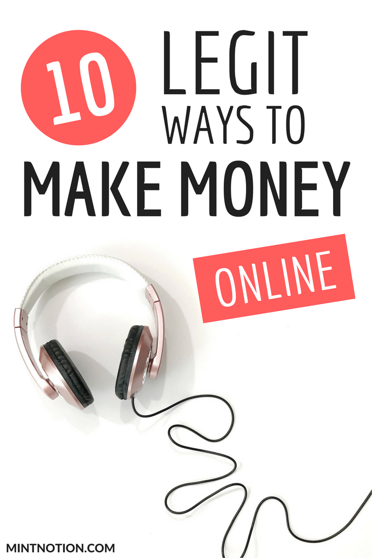 9 Effective Ways To Make Money Online | Extra money and Affiliate ...