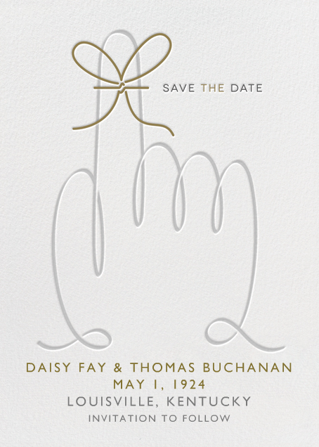 string reminder by paperless post customize the perfect wedding
