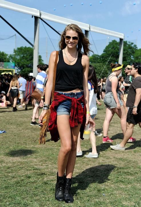 12 Music-Festival-Ready Outfits That Will Take You Through ...