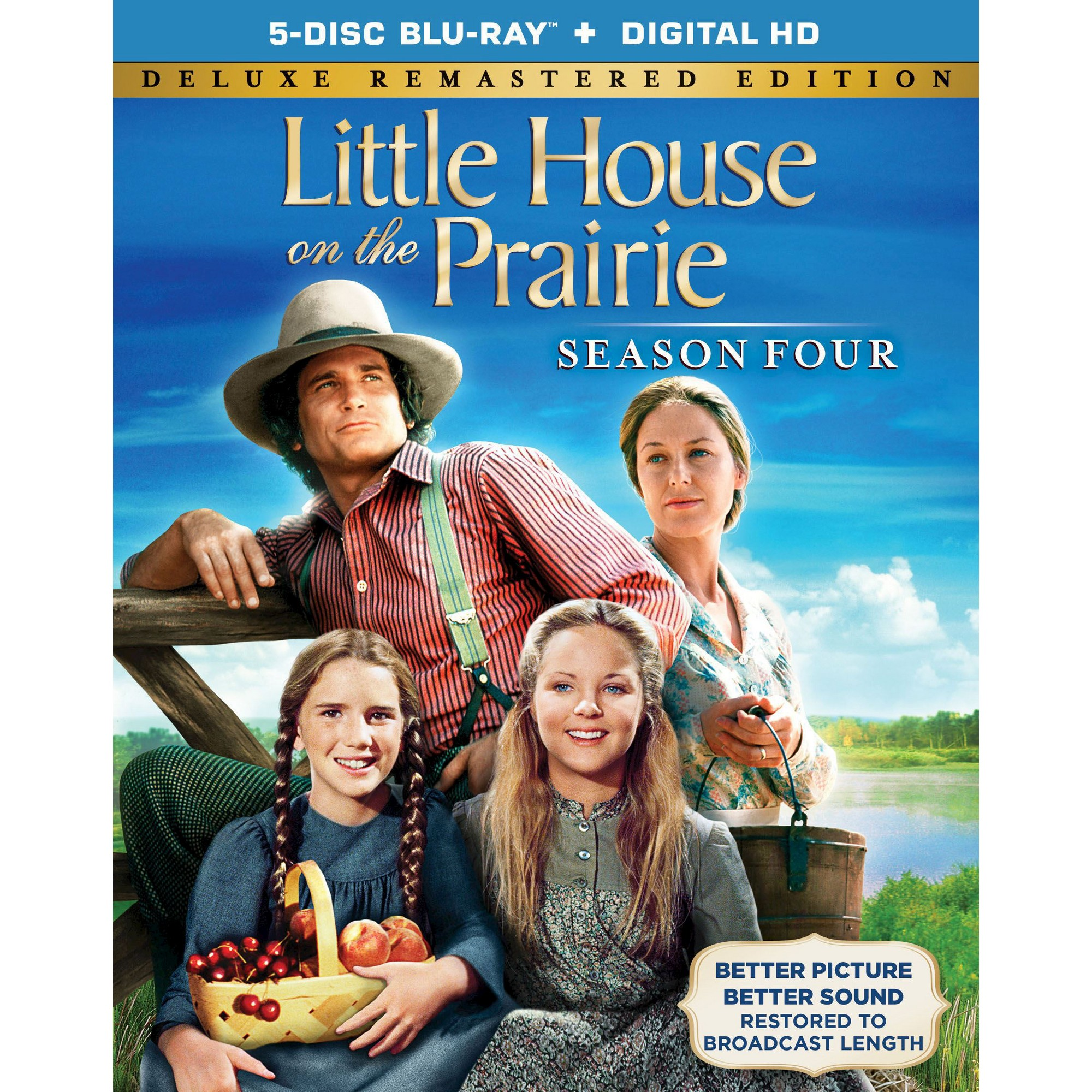 Fullsize Of Little House On The Prairie Movie