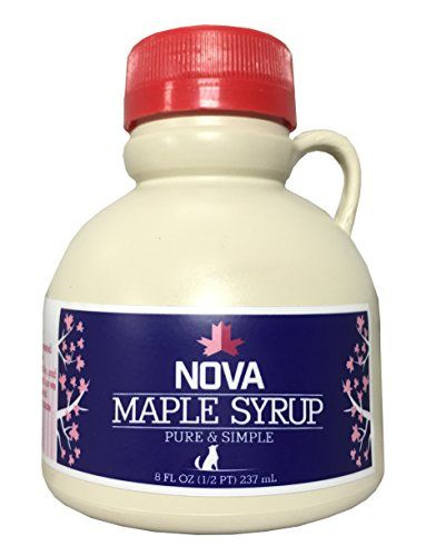 bbbcf36c7dc Nova Maple Syrup Pure GradeA Maple Syrup Half Pint     Visit the image link  more details. (This is an affiliate link and I receive a commission for the  ...