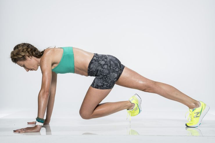 Get Stronger to Run Faster | Runner's World