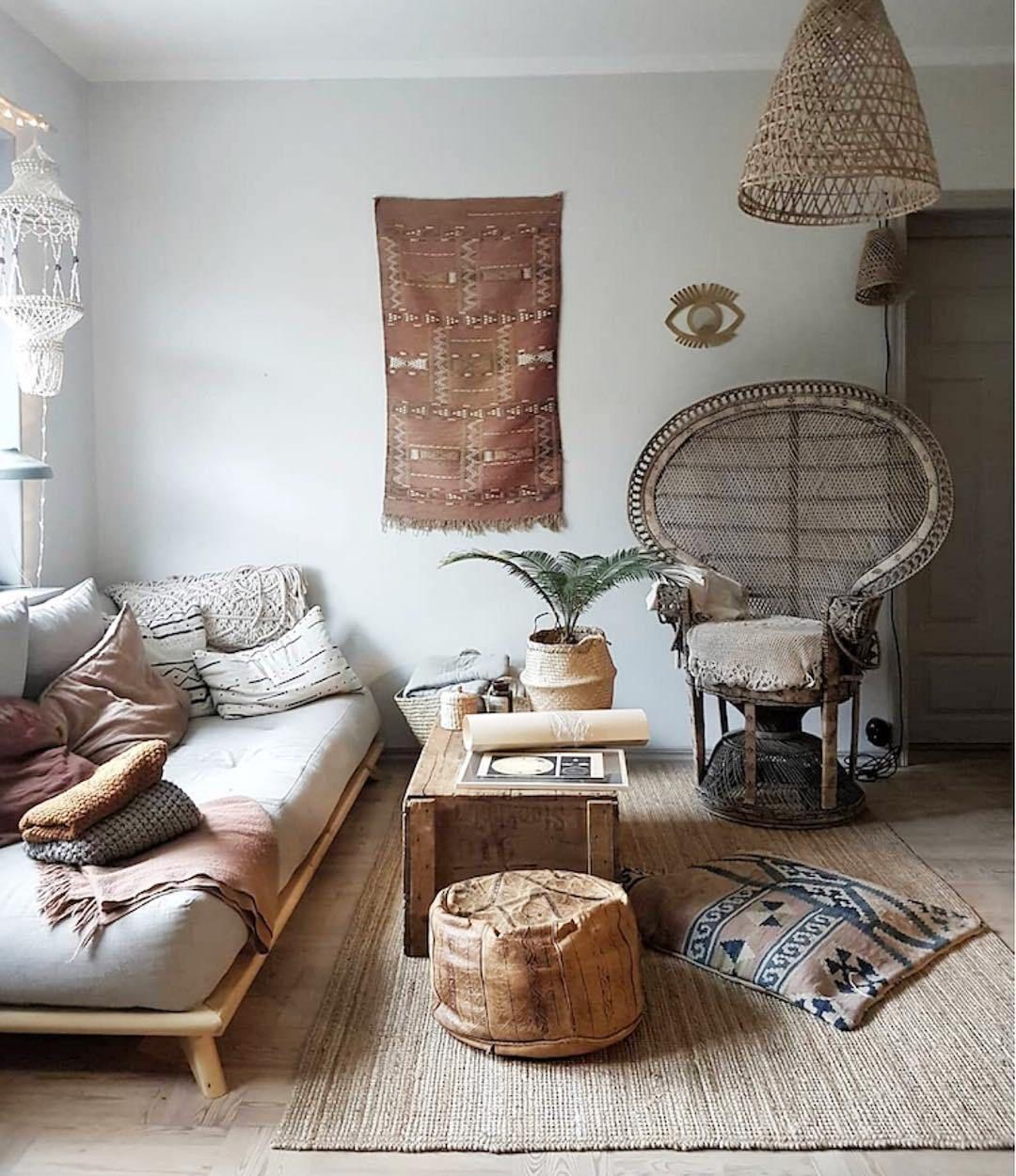 My Scandinavian Home A Blog Of Scandi Boho Inspiration La Casa De Freja Living Room Scandinavian Scandinavian Style Interior Interior Design Styles