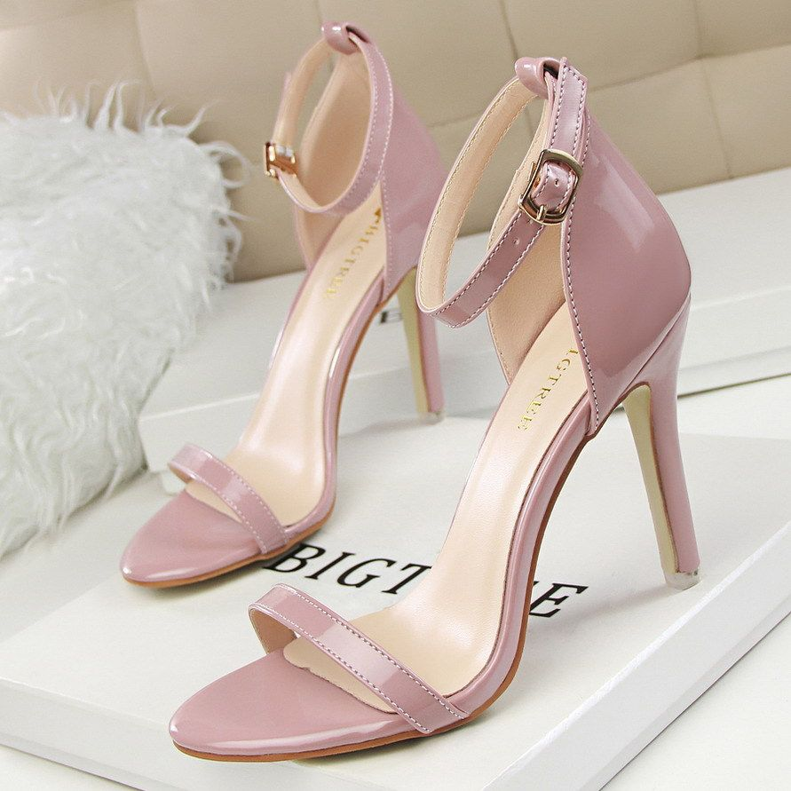 Sandals and shoes wholesale - Find More Women S Sandals Information About Fashion Pointed Open Toe Platform Sexy High Heels Shoes Women