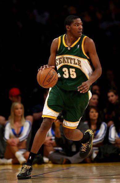 1788d2d6e047 Kevin Durant -  Seattle  Supersonics  NBA