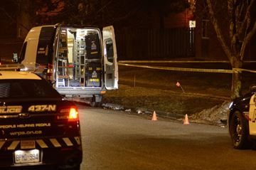 Kitchener Man 21 Fatally Shot By Police Thursday Police World Government Police Department