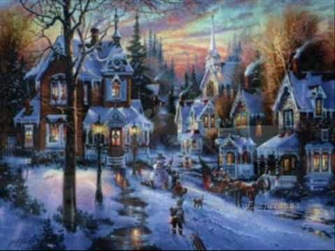 Celine Dion So This Is Christmas This Is One Of My Very Favorites Pictures Are Beautiful Also Christmas Scenery Christmas Town Christmas Scenes