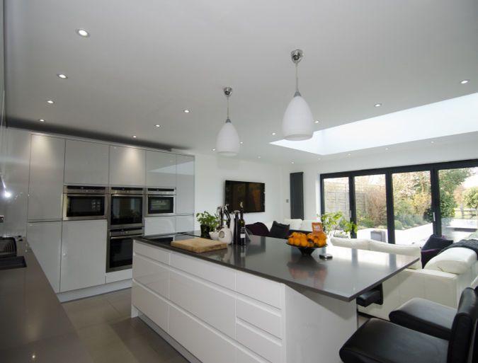 Remo Dove Grey - Kitchen Ergonomics kitchen