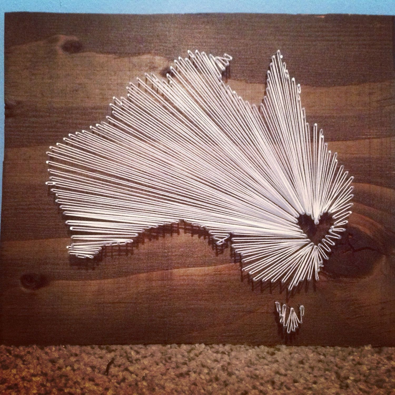 Australia- heart in central australia instead- Home is where the ...