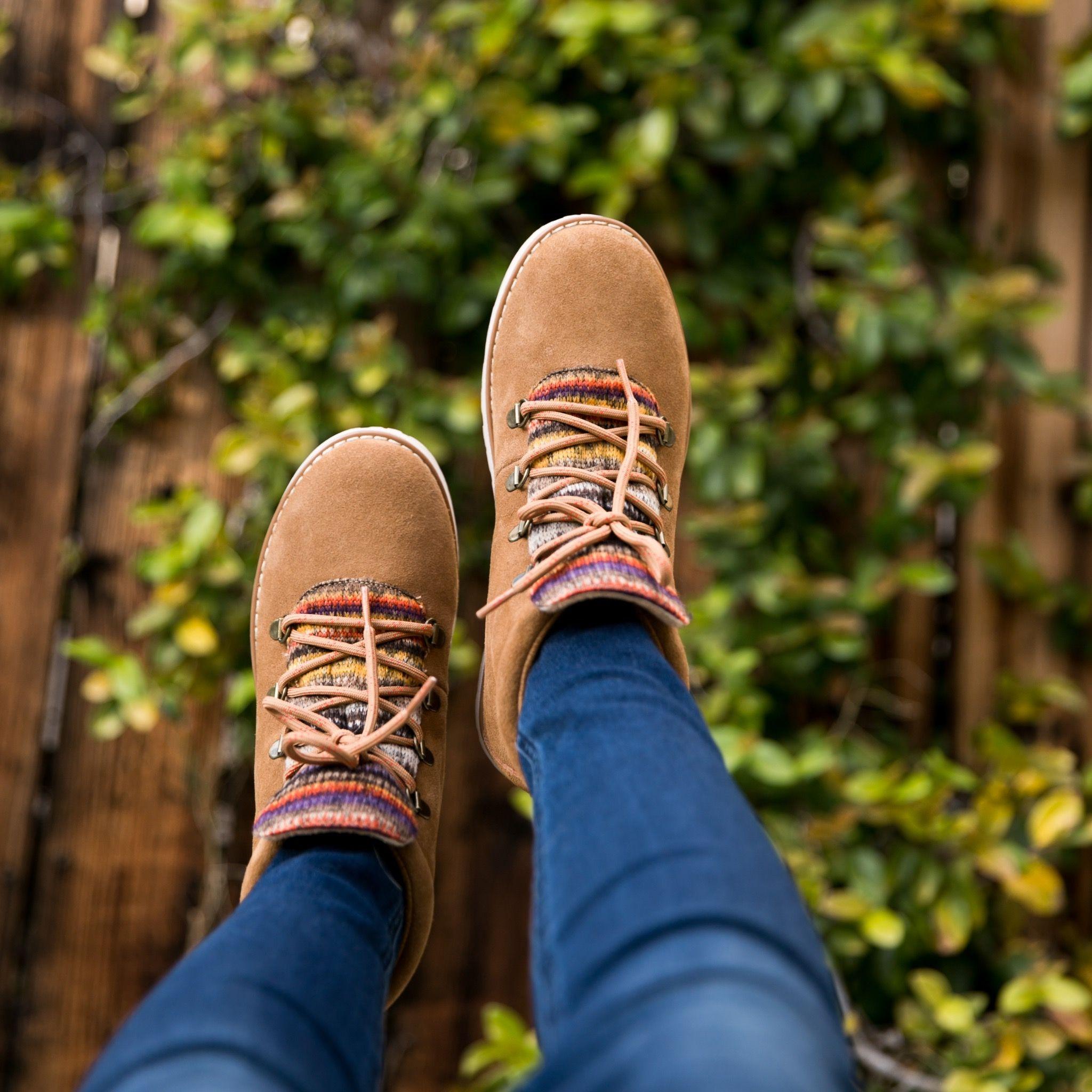 Fall fashion featuring BOBS Alpine boot