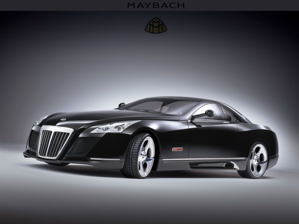 Maybach Exelero The Price Of This Car Is 8 0 Million Dollars It Most Expensive In World