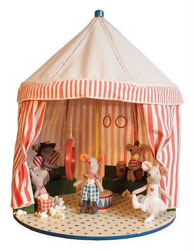 Maileg Circus Tent  sc 1 st  Pinterest & Maileg Circus Tent | Baby shower + Childrens Birthday Inspiration ...
